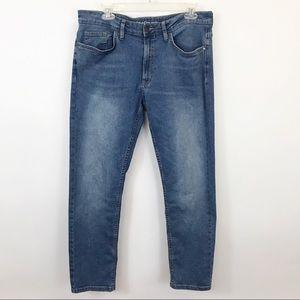 Calvin Klein slim boyfriend jeans 12